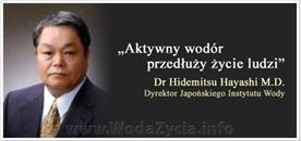 El Dr. Hidemitsu Hayashi